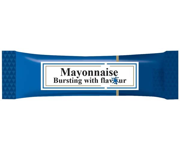 Sachets  - Mayonnaise Sauce Sticks - 200x9G