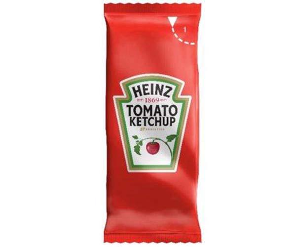Heinz - Tomato Ketchup Sachets - 200x10ml
