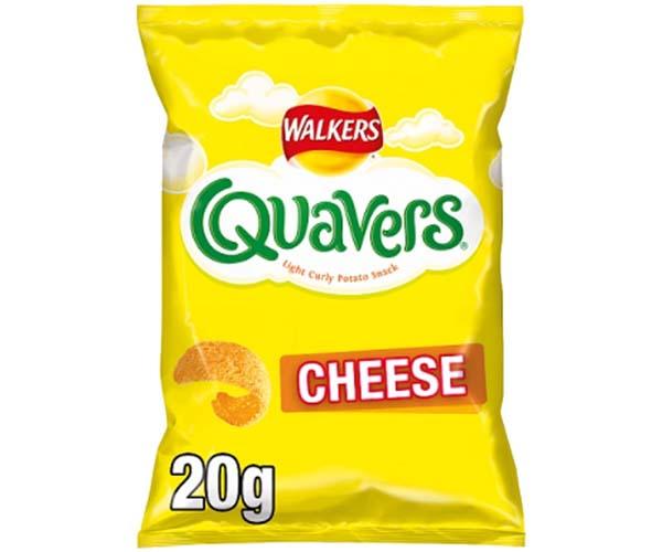 Quavers - Cheese - 32x20g