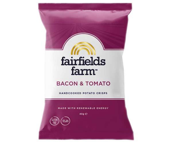 Fairfields - Bacon & Tomato - 24x40g