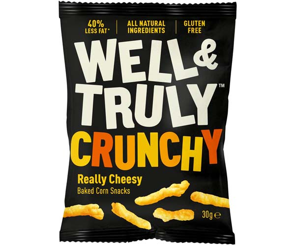 Well & Truly - Cheese - 16x30g