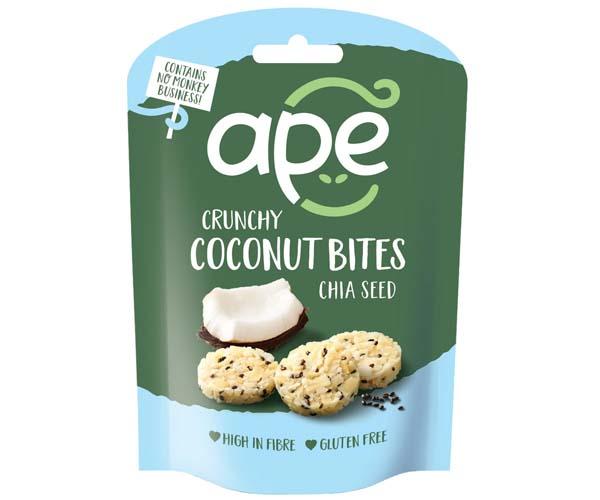 Ape Crunch Bites - Chia - 10x30g