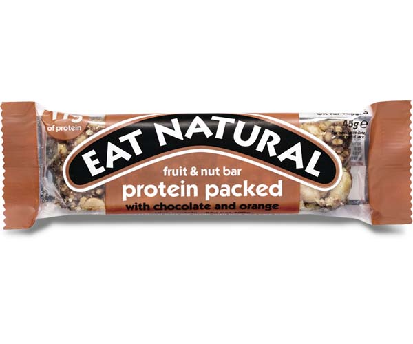 Eat Natural - Chocolate Orange - 12x45g
