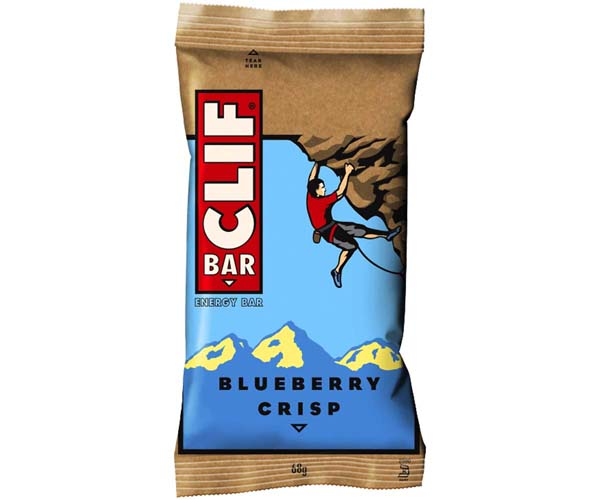Clif Bars - Blueberry Crisp - 12x68G (130007M)