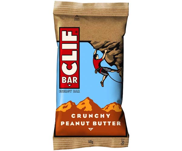 Clif Bars - Crunchy Peanut Butter - 12x68G (130008M)