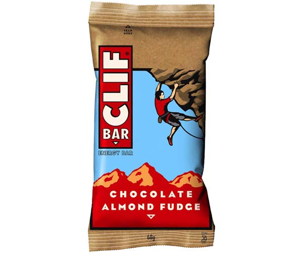 Clif Bars - Chocolate Almond Fudge - 12x68G (130022M)