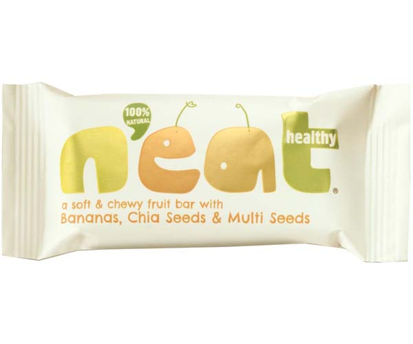 N'Eat Healthy - Banana & Multi Seeds - 16x45g