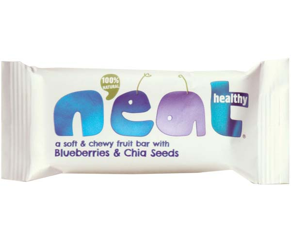 N'Eat Healthy - Blueberry & Chia Seeds - 16x45g