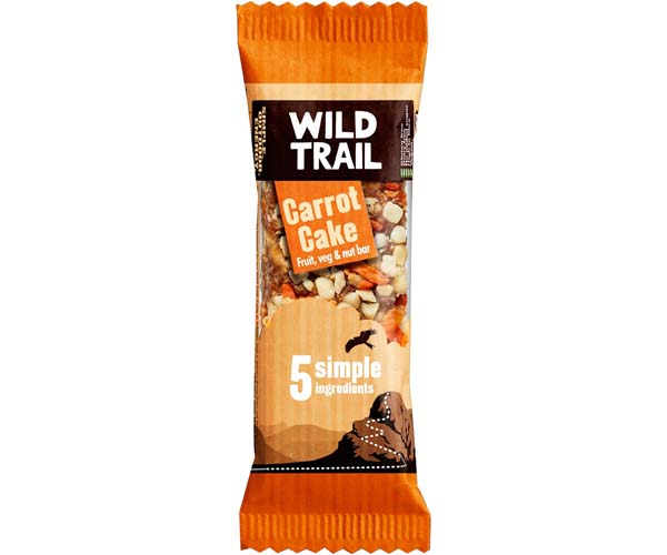 Wild Trail - Carrot Cake - 18x46G