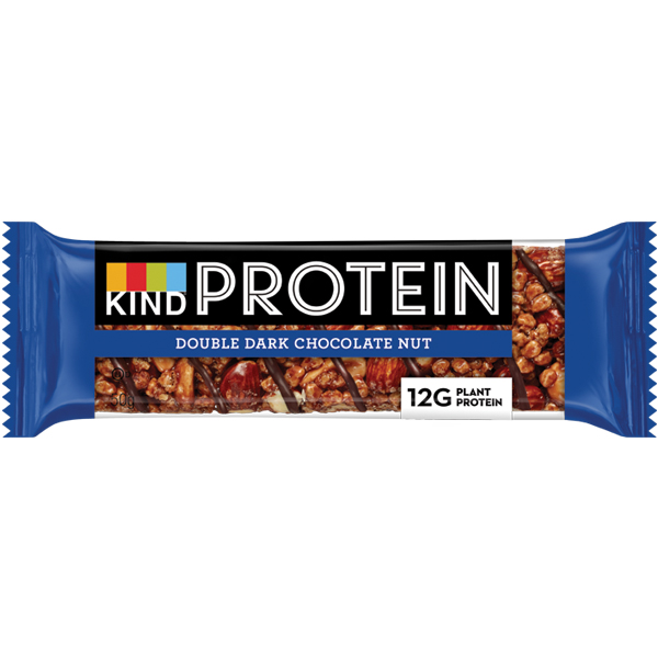 Kind Protein Bar - Double Dark Chocolate Nut - 12x50g