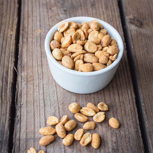 Nibblers - Dry Roasted Peanuts - 3x1kg BOX