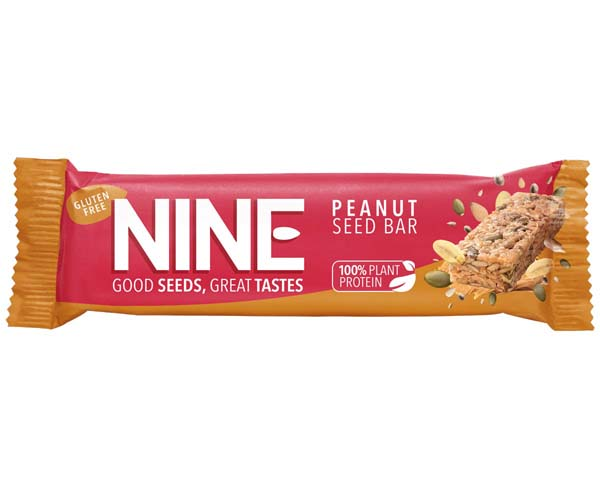 Nine - Peanut - 20x40g