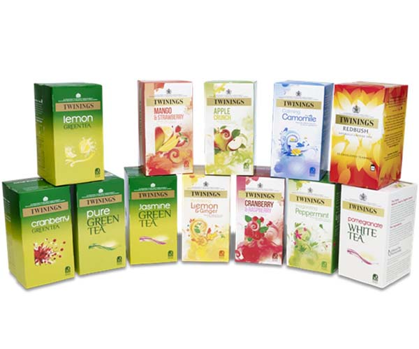 Twinings - Infusions - New Variety Pack - Env - 12x20