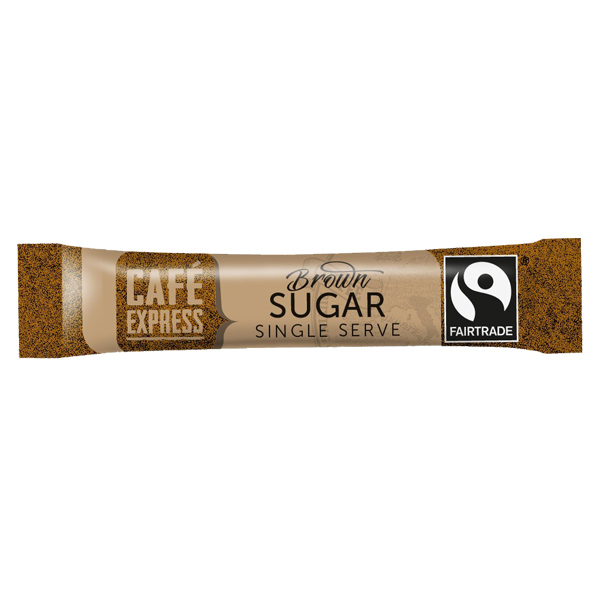 Cafe Express - F/T Brown Sugar Stick 1000x3G