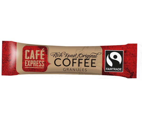 Cafe Express - Fairtrade Coffee Sticks - 1x500