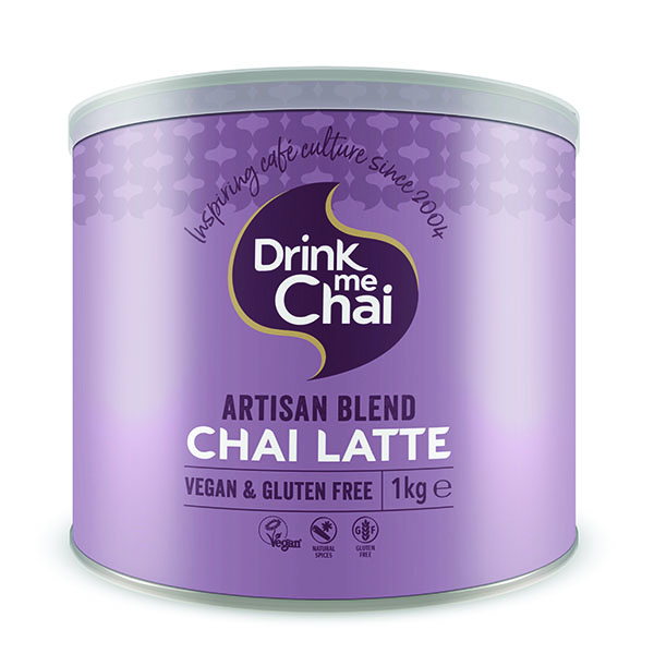 Drink Me Chai - Artisian Chai Latte - 1x1kg