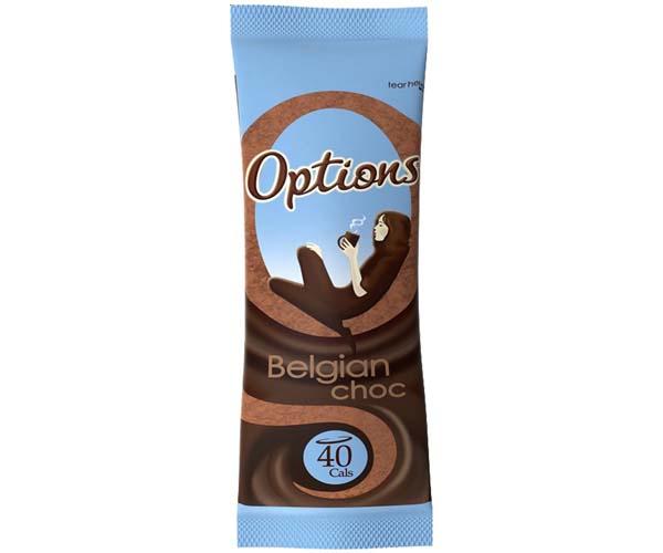Options - Belgian Hot Chocolate - 100x11G