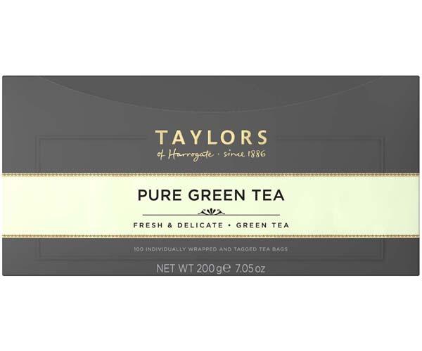 Taylors Tea - Pure Green Tea (Bags) - 1x100