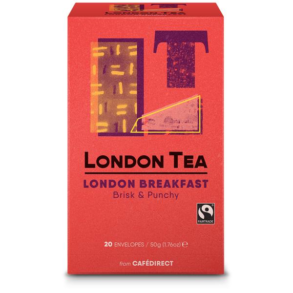 London Tea Company - London Breakfast - E,S&T - 6x20