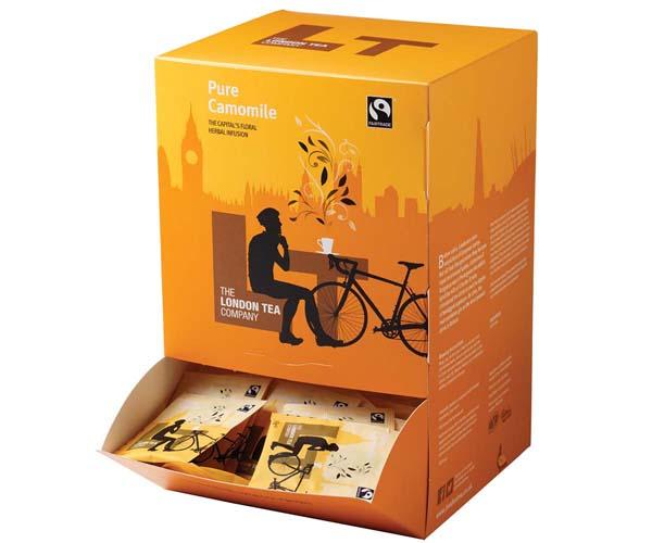London Tea Company - 250 - Pure Chamomile - E,S&T - 4x250