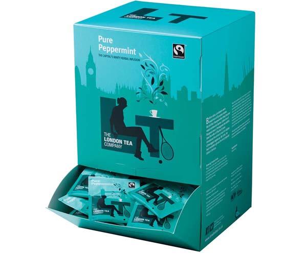 London Tea Company - 250 - Pure Peppermint - E,S&T - 4x250