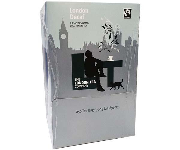 London Tea Company - 250 - Decaf - E,S&T - 4x250