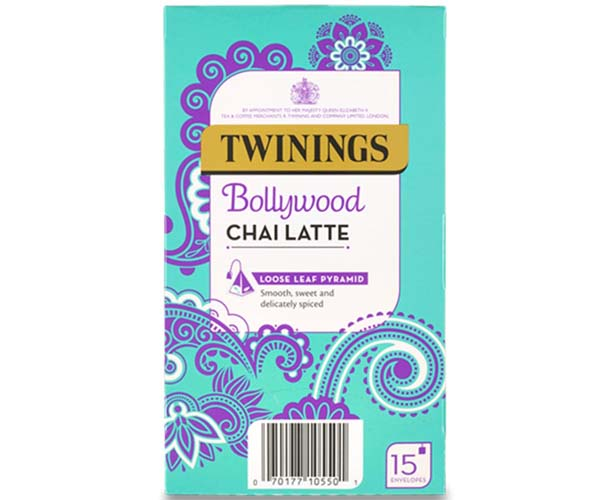 Twinings - 216 Range - Chai Latte - 4x15