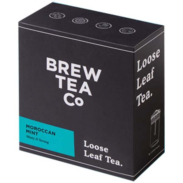 Brew Tea - Loose Leaf - Moroccan Mint - 1x400g
