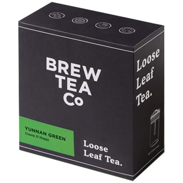 Brew Tea - Loose Leaf - Green Tea - 1x500g