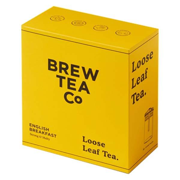 Brew Tea - Loose Leaf - English Breakfast - 1x500g