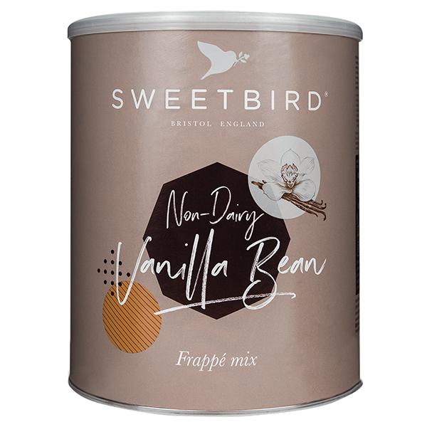 Sweetbird (Zuma) - Non Dairy Vanilla Frappe Powder - 1x2kg