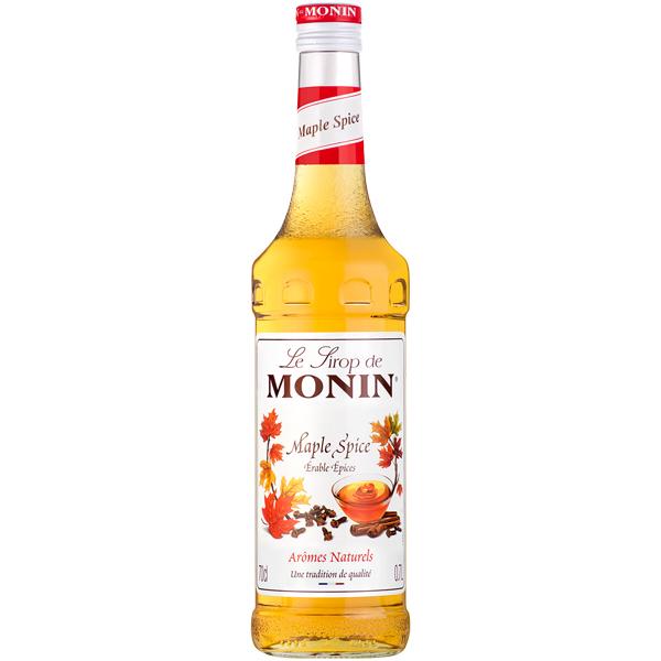 Monin - Glass - Maple Spice Syrup - 1x700ml