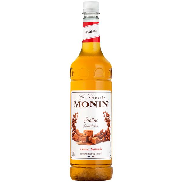 Monin - Plastic - Praline Syrup - 1x1L