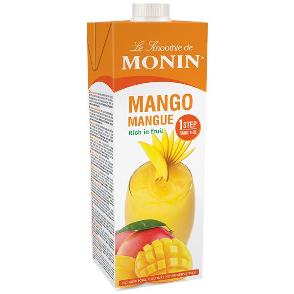 Monin - Carton - Mango Smoothie - 1x1L