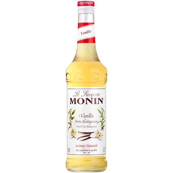Monin - Glass - Vanilla Syrup - 1x700ml