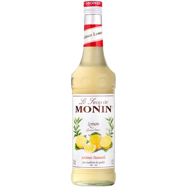 Monin - Glass - Lemon Syrup - 1x700ml