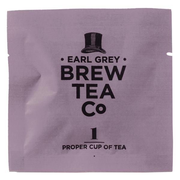 Brew Tea - Env Tea Bags - Earl Grey - 1x100 Box