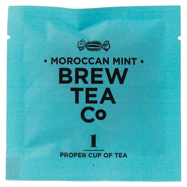 Brew Tea - Env Tea Bags - Moroccan Mint - 1x100 Box