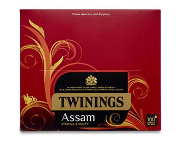Twinings - S&T - Assam - 6x100