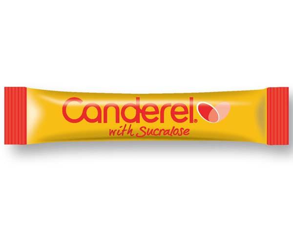 Canderel Yellow Sticks 1x1000