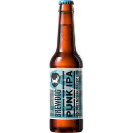 Brew Dog Bottles - Punk IPA - 12x330ml