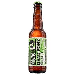 Brew Dog Bottles - Dead Pony Ale - 12x330ml