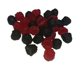 Fruit Flavour Berries x3kg Bag