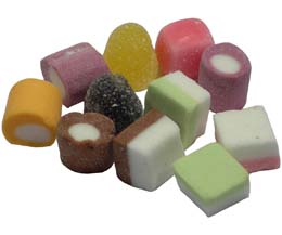 Dolly Mixtures x3kg Bag