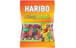 Haribo Grab Bags - Tangfastics - 12x160g