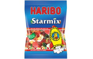 Haribo Grab Bags - Starmix - 12x140g