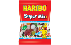 Haribo Grab Bags - Supermix - 12x160g