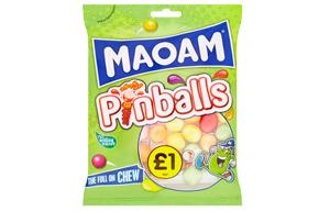 Maoam - Pinballs (PM) - 12x140g