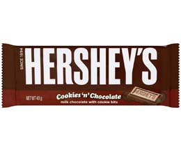 Hershey's - Cookies & Chocolate - 24x40g