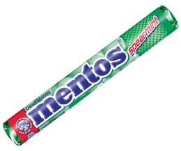 Mentos - Spearmint - 40x38G